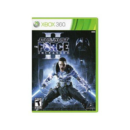 Star Wars The Force Unleashed II - Usado - Xbox 360