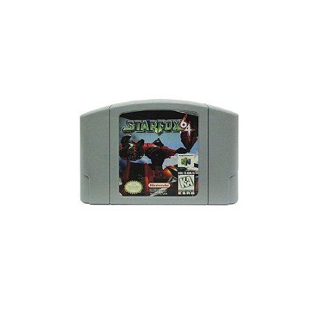 Star Fox 64 - Usado - N64
