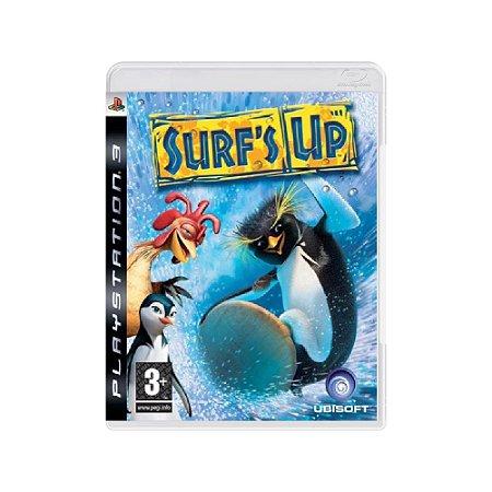 Surf's Up - Usado - PS3