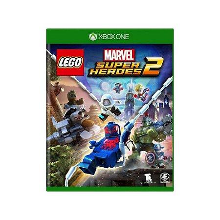 LEGO Marvel Super Heroes 2 - Usado - Xbox One