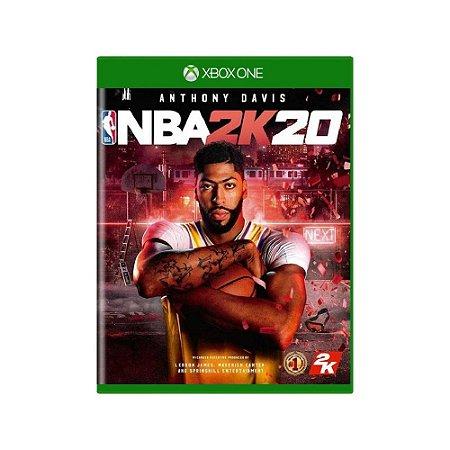 NBA 2K20 - Usado - Xbox One