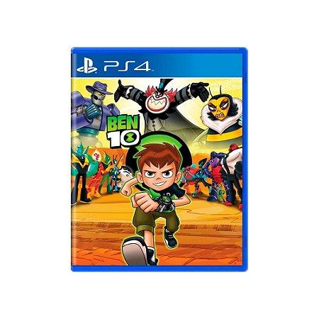 Ben 10 - Usado - PS4