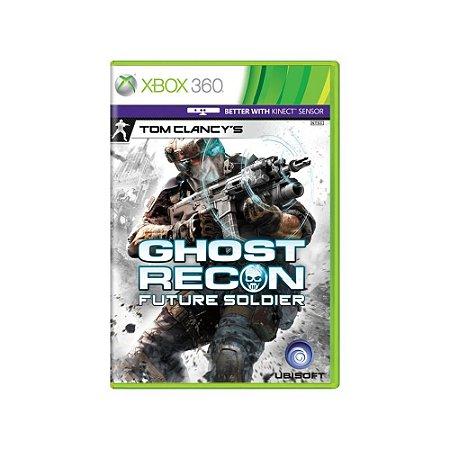 Tom Clancy's Ghost Recon Future Soldier - Usado - Xbox 360