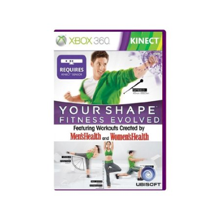 Your Shape Fitness Evolved - Usado - Xbox 360