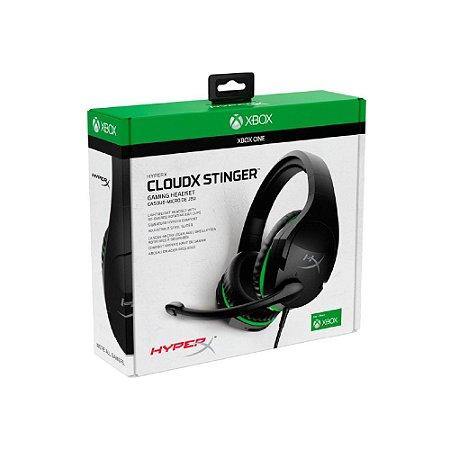 Headset Gamer HyperX CloudX Stinger - Xbox One