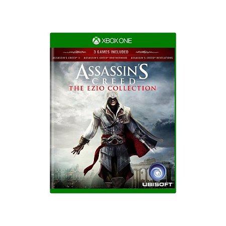 Assassin's Creed: The Ezio Collection - Usado - Xbox One
