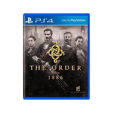 The Order 1886 - Usado - PS4