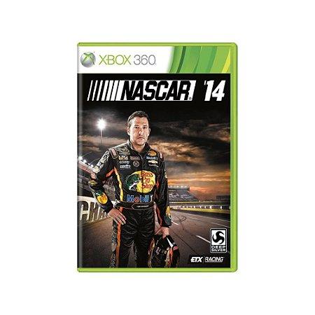 NASCAR '14 - Usado - Xbox 360