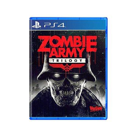 Zombie Army Trilogy - Usado - PS4