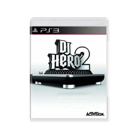 DJ Hero 2 - Usado - PS3