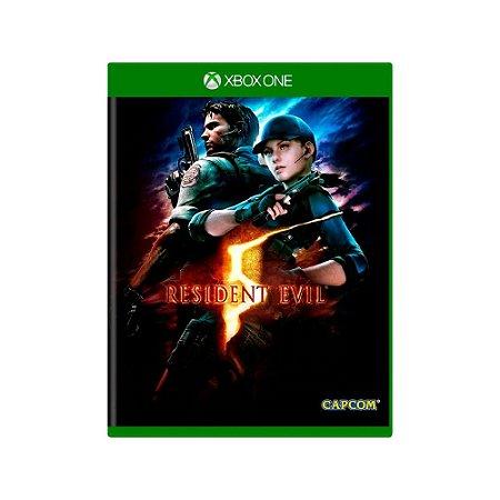 Resident Evil 5 - Usado - Xbox One