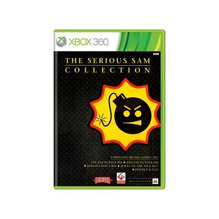 The Serious Sam Collection - Usado - Xbox 360