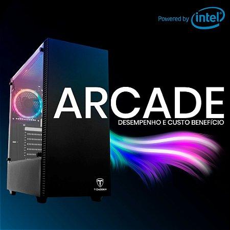 Computador Arcade Blue