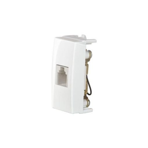 Sleek BR - Modulo Tomada para Telefone RJ11 Margirius