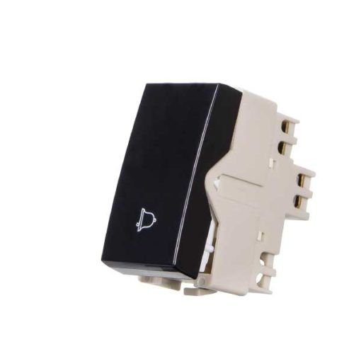 Sleek PT - Modulo Interruptor Pulsador Campainha Margirius
