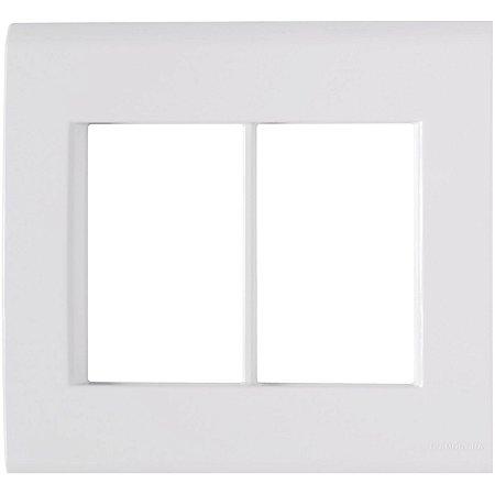 Tramontina Liz - Placa 4x4 - 6 Postos