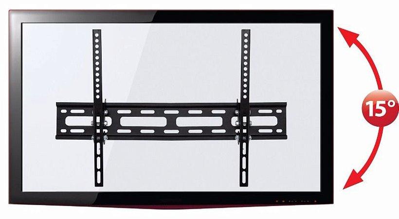 Suporte TV c/Inclinação HD599-L até 75''