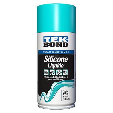 Silicone Liquido Spray