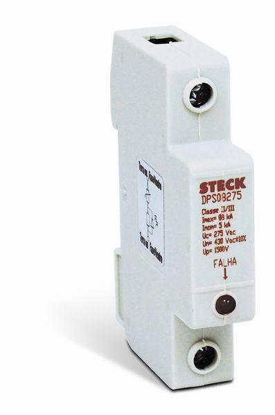 DPS Mini Steck - Protetor Surto