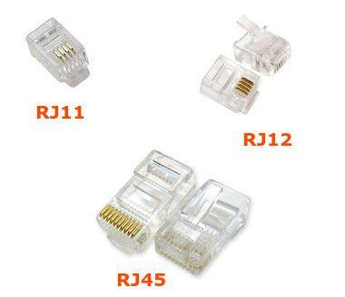 Plug Modular RJ