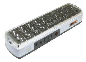Iluminação de Emergencia Foxlux 30 Leds