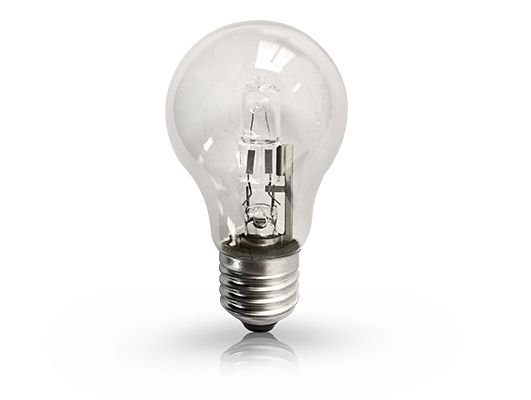Lampada E27 Eco Halogena Clara