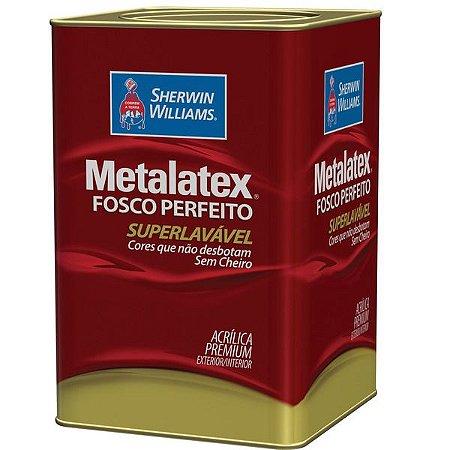 Tinta Metalatex Fosco Perfeito 18Litros