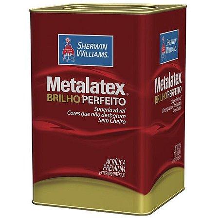 Tinta Metalatex Brilho Perfeito 18Litros
