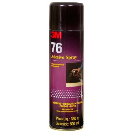 Cola Spray 76 3M - 330g