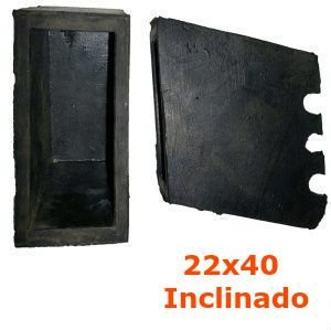 Pé de Borracha Escada 22x40