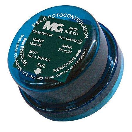 Rele Fotoeletronico Margirius Premium - Conector