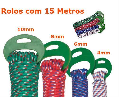 Corda com 15 Metros - Rolo