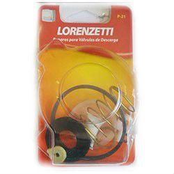 Reparo Lorenzetti P-21