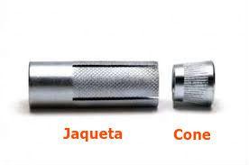 Jaqueta e Cone para Chumbador