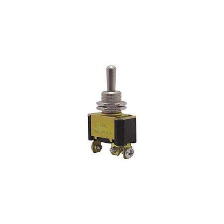 Interruptor Alavanca Unipolar 15A - Serie 14.000