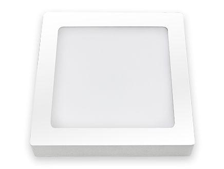 Plafon Led Quadrado - 6.400k