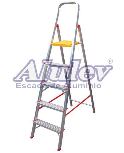 Escada Aluminio Residencial RN