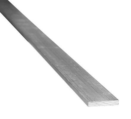 Barra Chata Aluminio 7/8'' x 1/8''