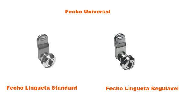 Fecho Lingueta Universal