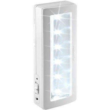 Iluminação de Emergencia Alumbra 6 Leds