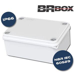 Caixa Passagem BR Brum IP66