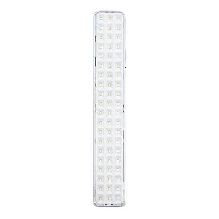 Iluminação de Emergencia Slim 60 Leds
