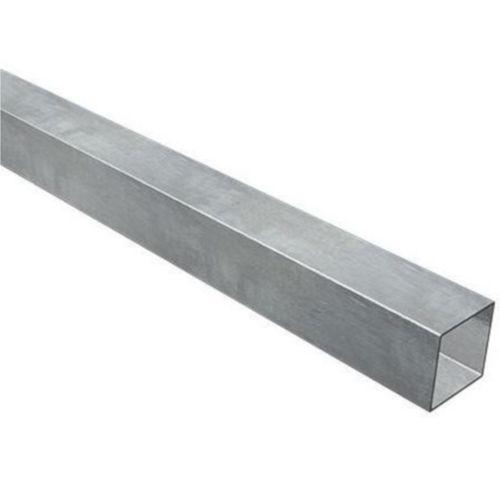 Poste Quadrado Galvanizado 7,5Metros