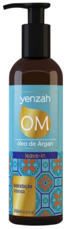 Yenzah OM - Óleo de Argan: leave-in - 240 ml