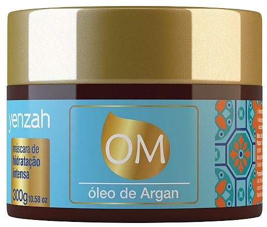 Yenzah OM - Óleo de Argan: máscara - 300g