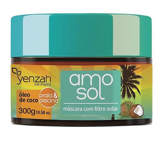 Yenzah Máscara AMO Sol 300g - com Filtro Solar