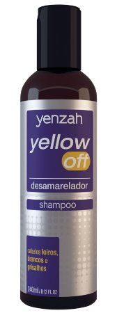 Yenzah Yellow Off Shampoo - 240 ml