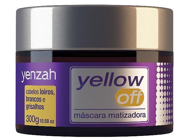 Yenzah Yellow Off Máscara Matizadora - 300 g