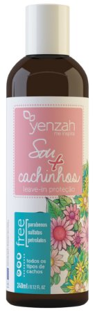 Yenzah Leave in Sou+ Cachinhos 240 ml