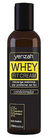 Yenzah Condicionador Whey Fit Cream 200ml